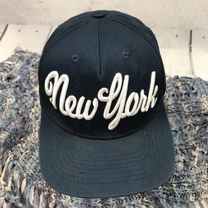 Other - New York Navy Blue Hat